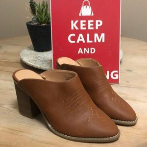 Express New Western Style Mules